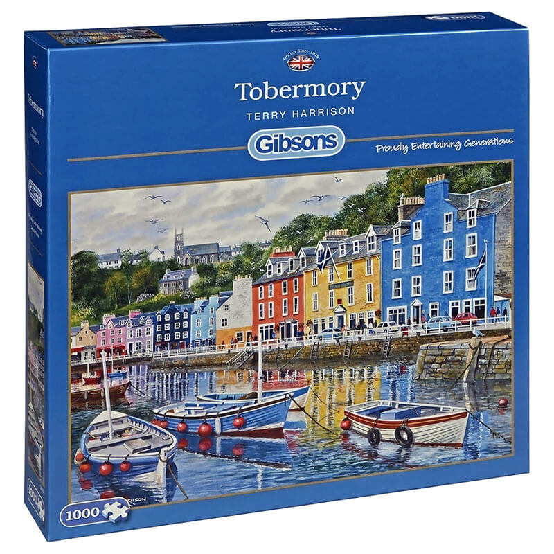 Gibson Puzzle Tobermory