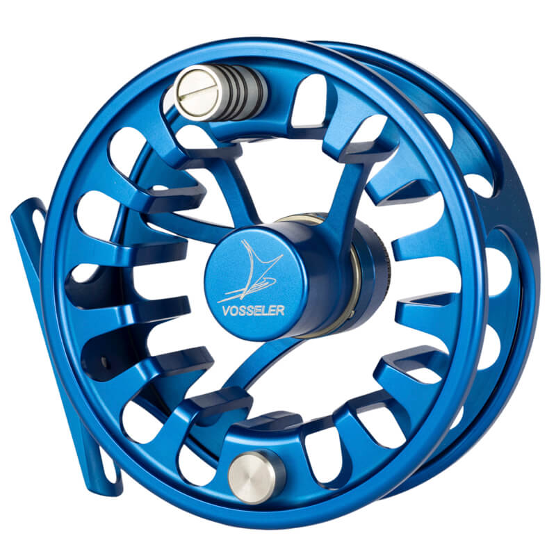 Vosseler Fly Reel Air-Two Blue