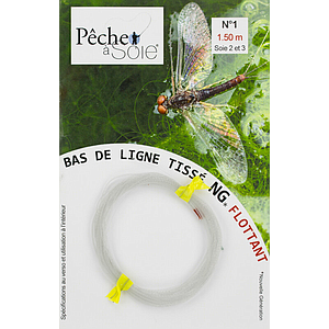 Pêche à Soie Braided Leader without Loop NG 1,5m Line 2/3