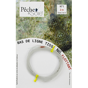 Pêche à Soie Braided Leader without Loop NG 2,0m Line 2/3