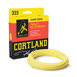 Cortland Line 333 Trout / All-Purpose