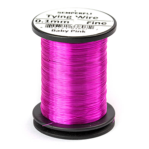 Semperfli Wire 0.1 mm