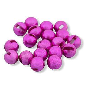 Tungsten Bead Slotted Purple [20]