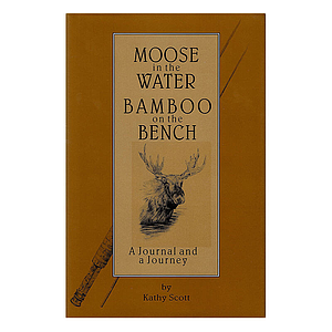 Moose in the Water Bamboo on the Bench