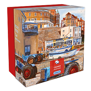 Gibson Puzzle Cromer