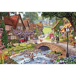 Gibson Puzzle Wisteria Wedding XL