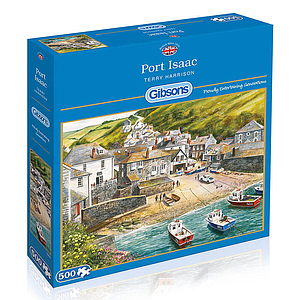 Gibson Puzzle Port Isaac