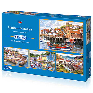 Gibson Puzzle Harbour Holidays