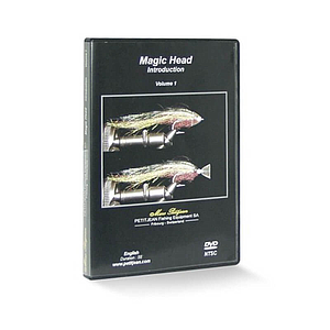 Petitjean DVD Magic Head