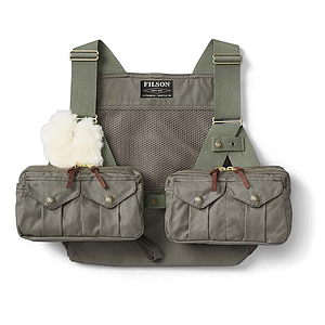 Filson Fly Fishing Strap Vest