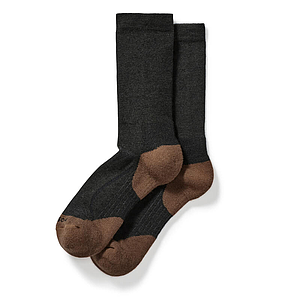 Filson X Country Outdoorsman Sock Black