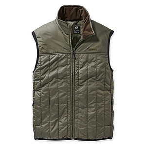 Filson Ultralight Vest Olive Gray