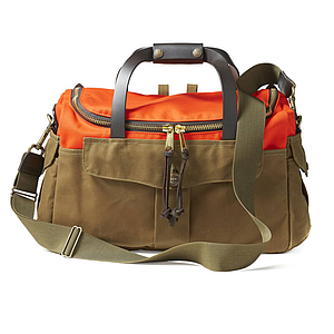 Filson Heritage Sportsman Bag Orange