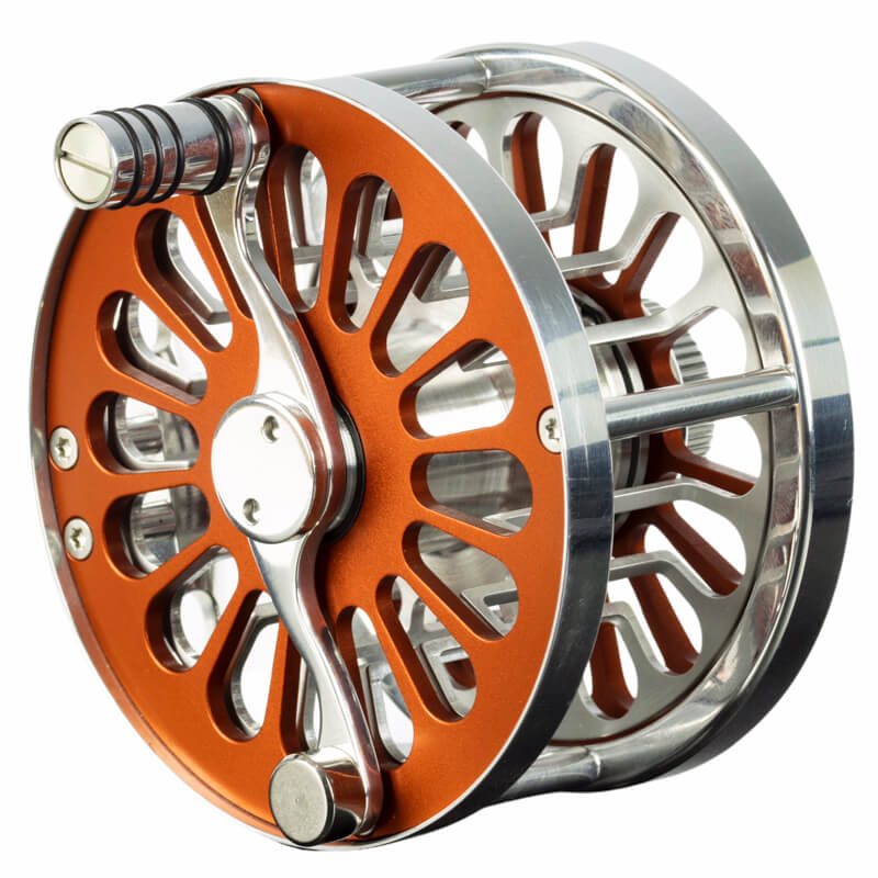 Vosseler Fly Reel Passion Orange