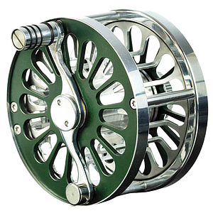 Vosseler Fly Reel Passion Green