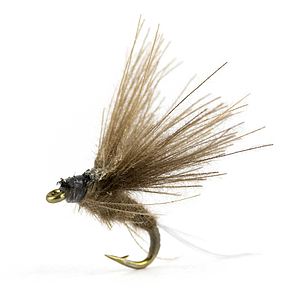 Petitjean May Fly CDC Dry Grey