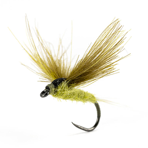 Petitjean May Fly CDC Dry Dirty Yellow
