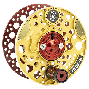Cherie B Spool Gold/Red