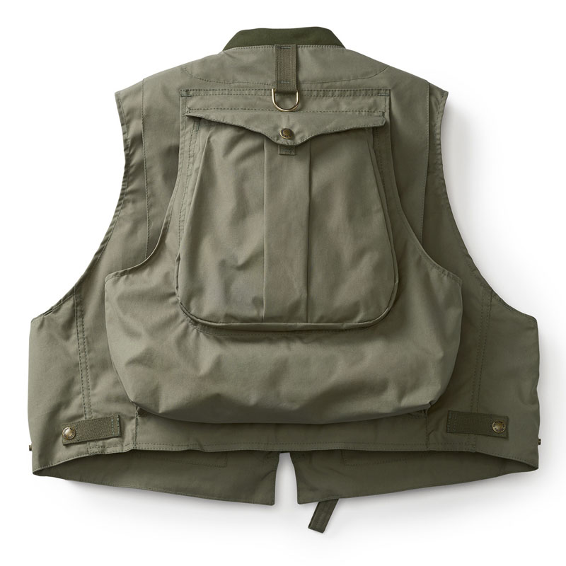 Filson Fly Fishing Guide Vest